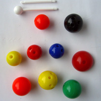 Basic composition: Standard two atoms & bonds.