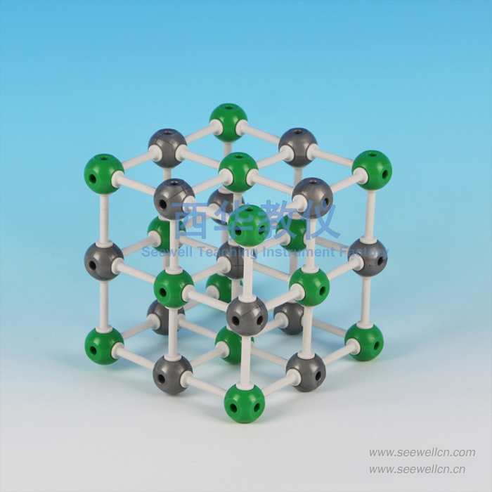 Crystal Structure Model Space Lattice