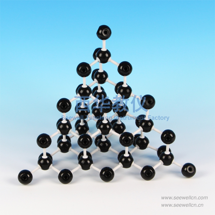 XCM-003-2:Crystal structure model Diamond