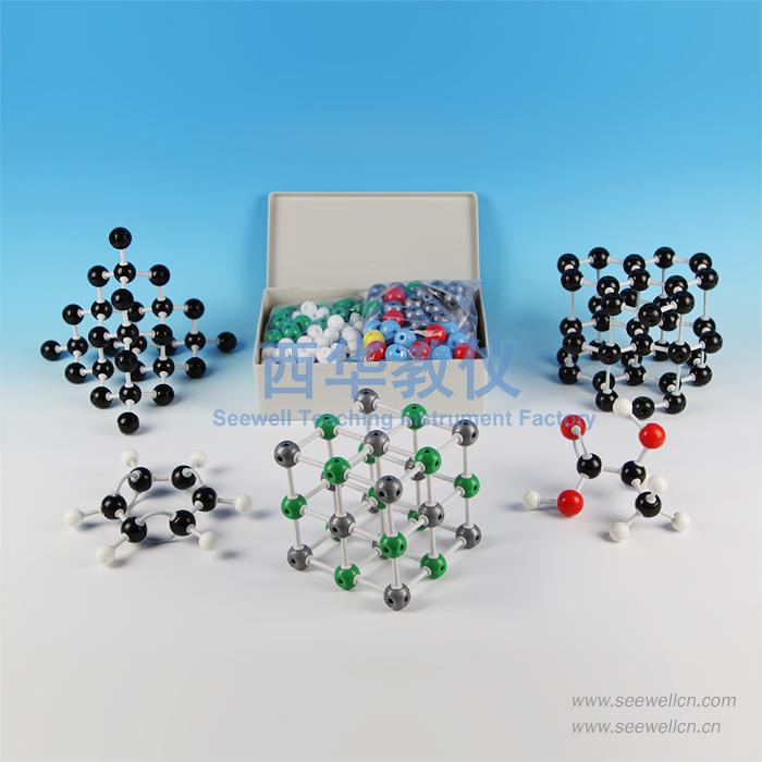 XMM-001:Molecular model sets J3111 (For Teacher)