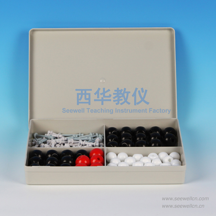 XMM-003:Molecular model sets J3112 (For Student)