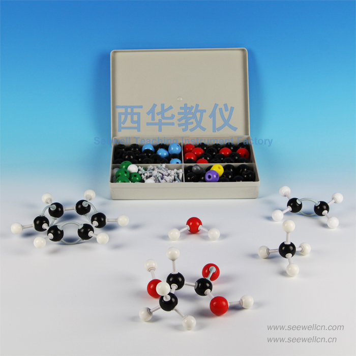 XMM-003-2:Molecular model sets J3112 (For Student)
