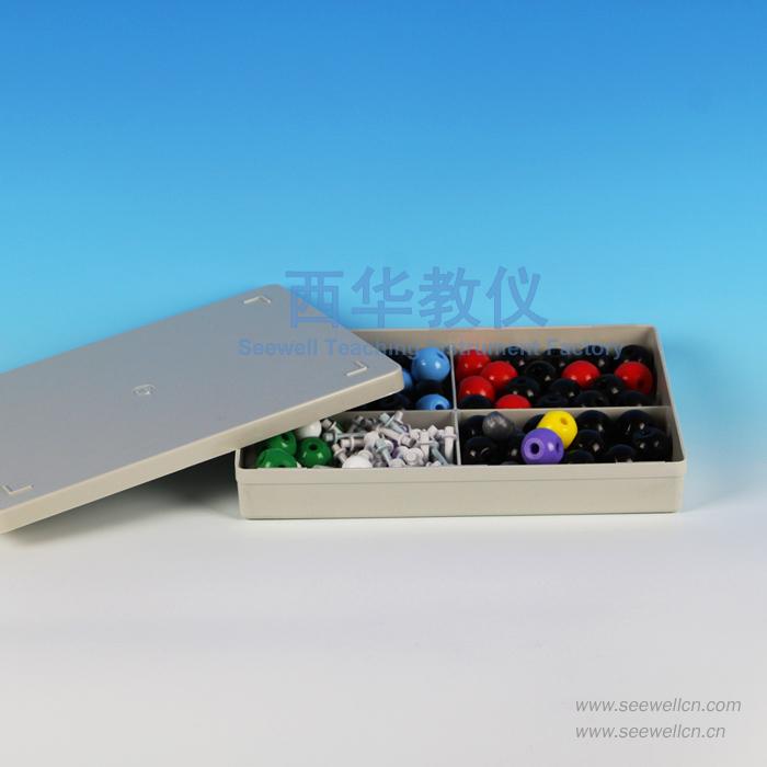 XMM-003-2:Molecular model sets J3112 (For Student)