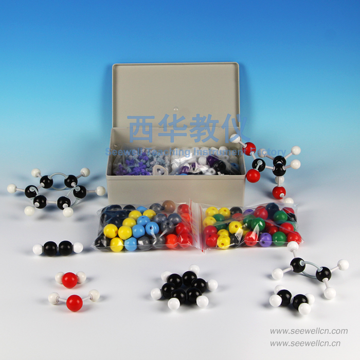 XMM-019-Complex-Oraganic-Molecular-Models-Set-For-Teacher