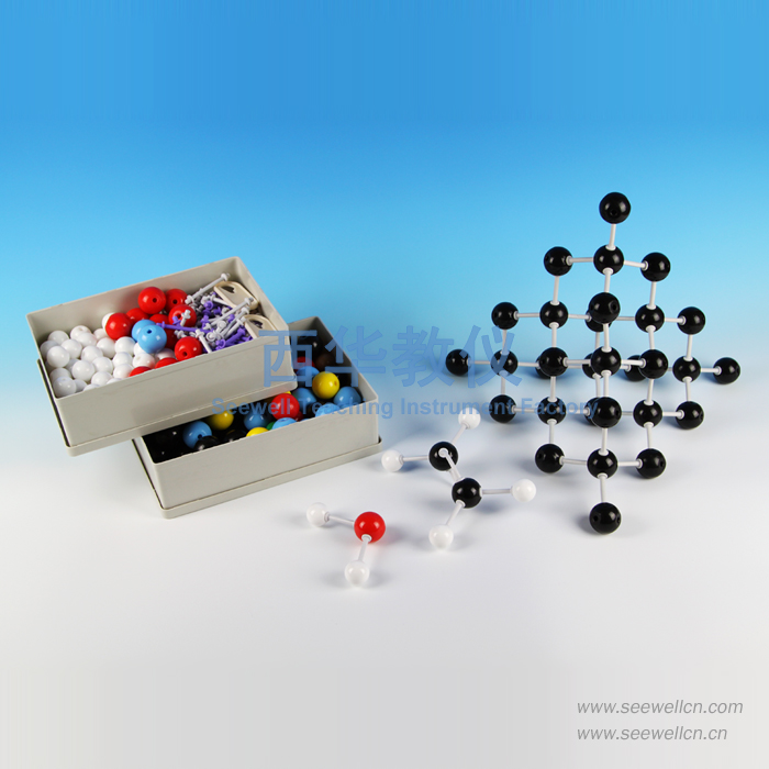 XMM-500-Big-size-Molecular-model-sets-For-Class-demonstration