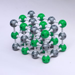 Ionic Crystal Model Sodium Chloride(NaCl)