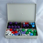 Molecular model sets J3113 (For Teacher)