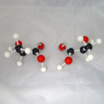 XMM-102_Molecular_model_sets_Lactic_acid_enantiomorphous