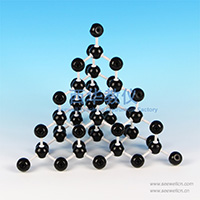 XCM-003-2:Crystal structure model Diamond