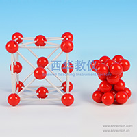 XCM-009:Crystal structure model Metal