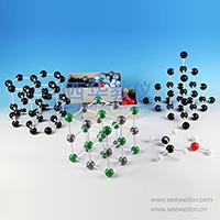 Molecular Model XMM-001 J3111 426 Peices Big Size Molecular Model Set