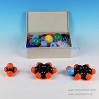 Molecular Model XMM-002 105 Peices Big Size Molecular Model Set For-Teacher