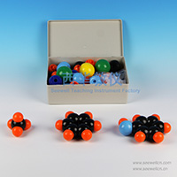 XMM-002-Space-Filling-Structure-Molecular-Model-Set-For-Teacher